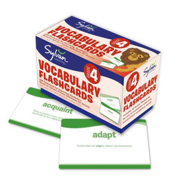 Sylvan 4th Grade Vocabulary Flashcards