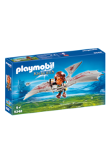Playmobil Dwarf Flyer