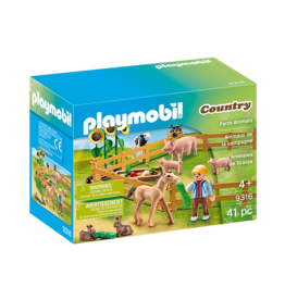 Playmobil Farm Animals