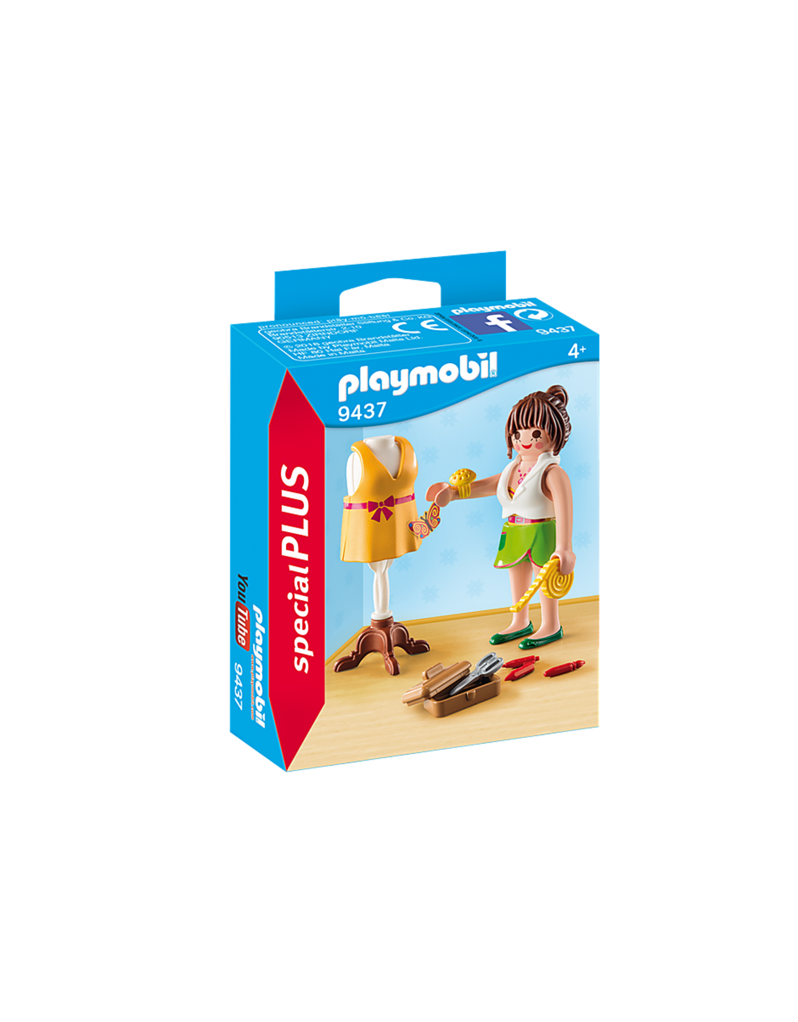 Playmobil Fashion Designer