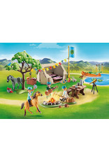 Playmobil Summer Campground