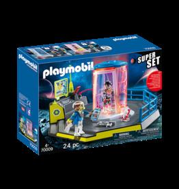 Playmobil SuperSet Galaxy Police Rangers