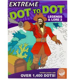 Mindware Extreme Dot to Dot: Legends & Lore 2