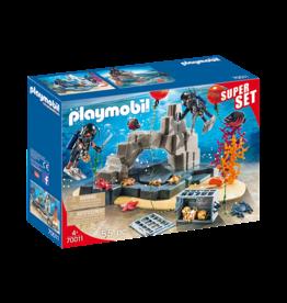 Playmobil SuperSet Tactical Dive Unit