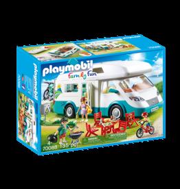 Playmobil Family Camper