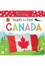 Scholastic First Steps Touch & Feel Canada