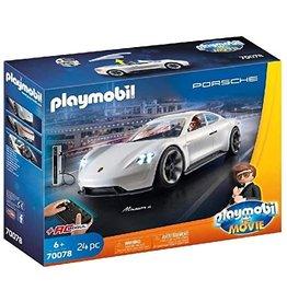 Playmobil Rex Dasher's Porsche Mission E