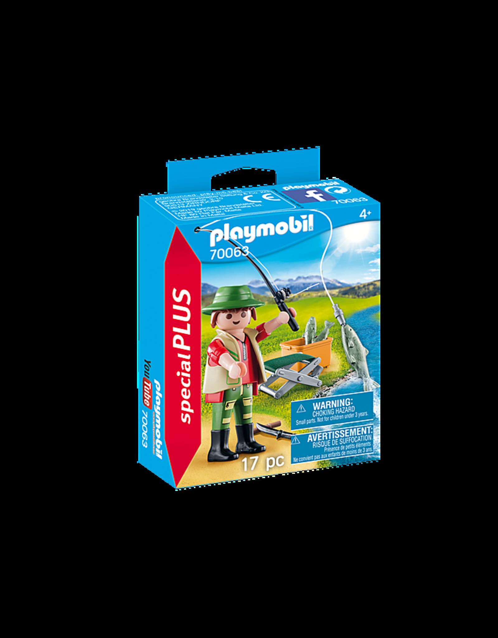 Playmobil Fisherman Special Plus