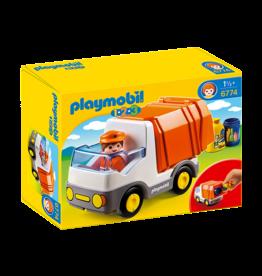 Playmobil Playmobil 123 Recycling Truck