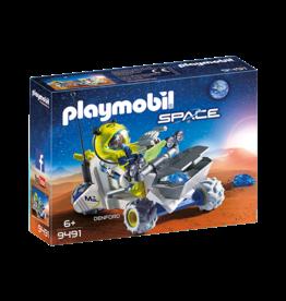 Playmobil Mars Rover