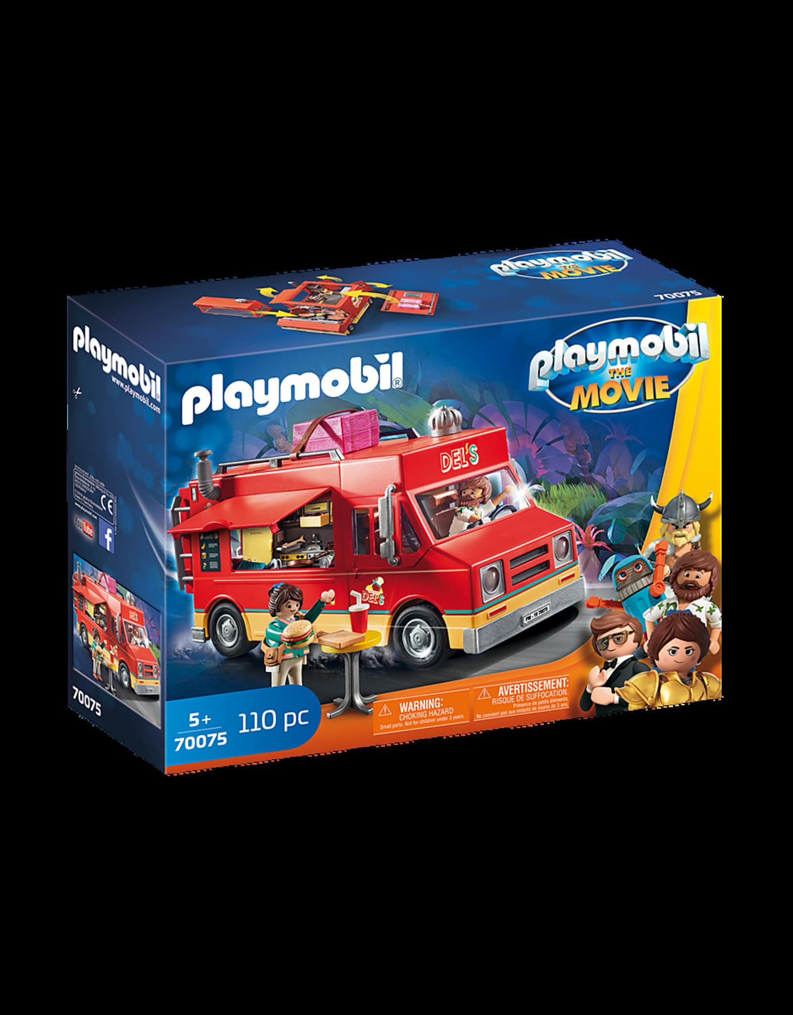 Playmobil Del's Food Truck