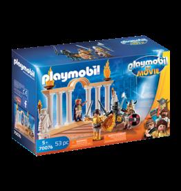 Playmobil Emperor Maximus in the Colosseum