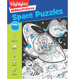 Highlights Highlights Hidden Puzzles Space Puzzles