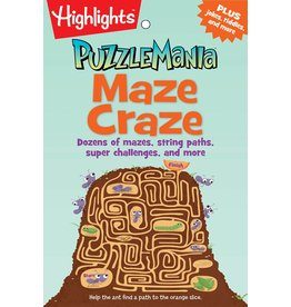 Highlights Highlights Maze Craze