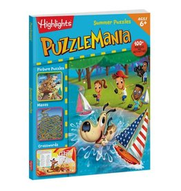 Highlights Highlights Summer Puzzles