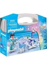 Playmobil Ice Princess Small Carry Case