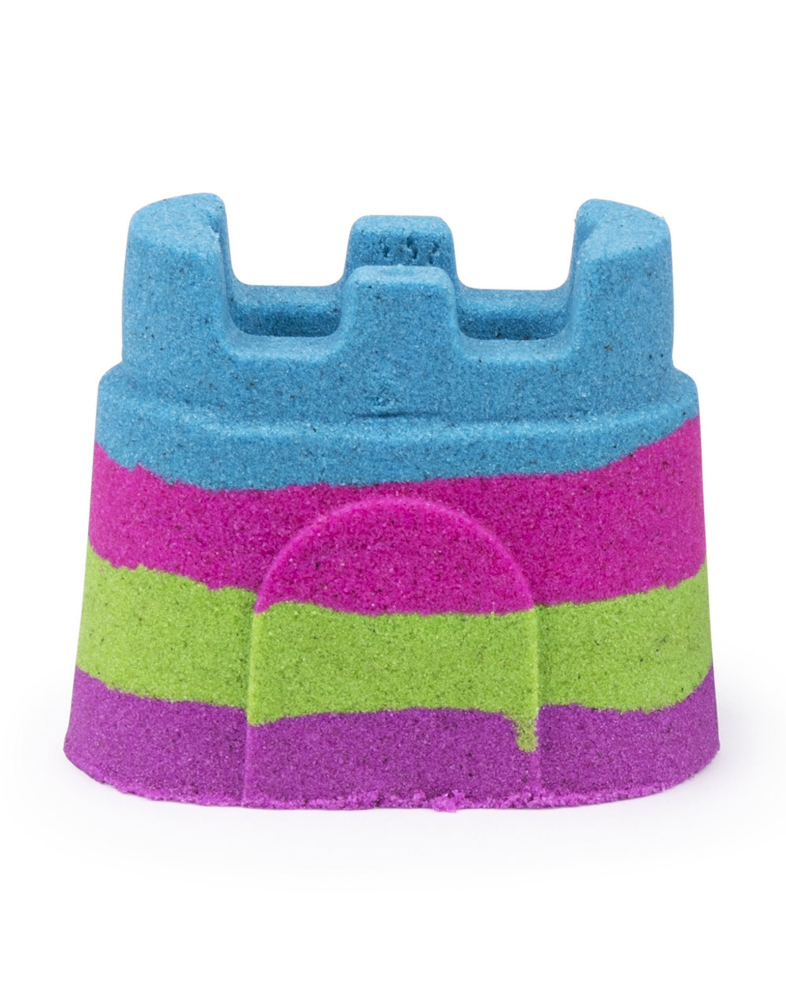 Kinetic Sand Rainbow Castle