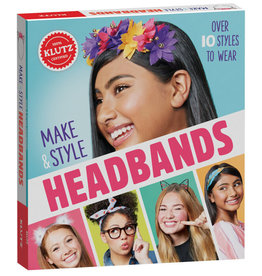 Klutz Klutz: Make & Style Headbands