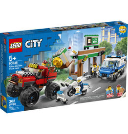Lego Lego City Monster Truck Heist