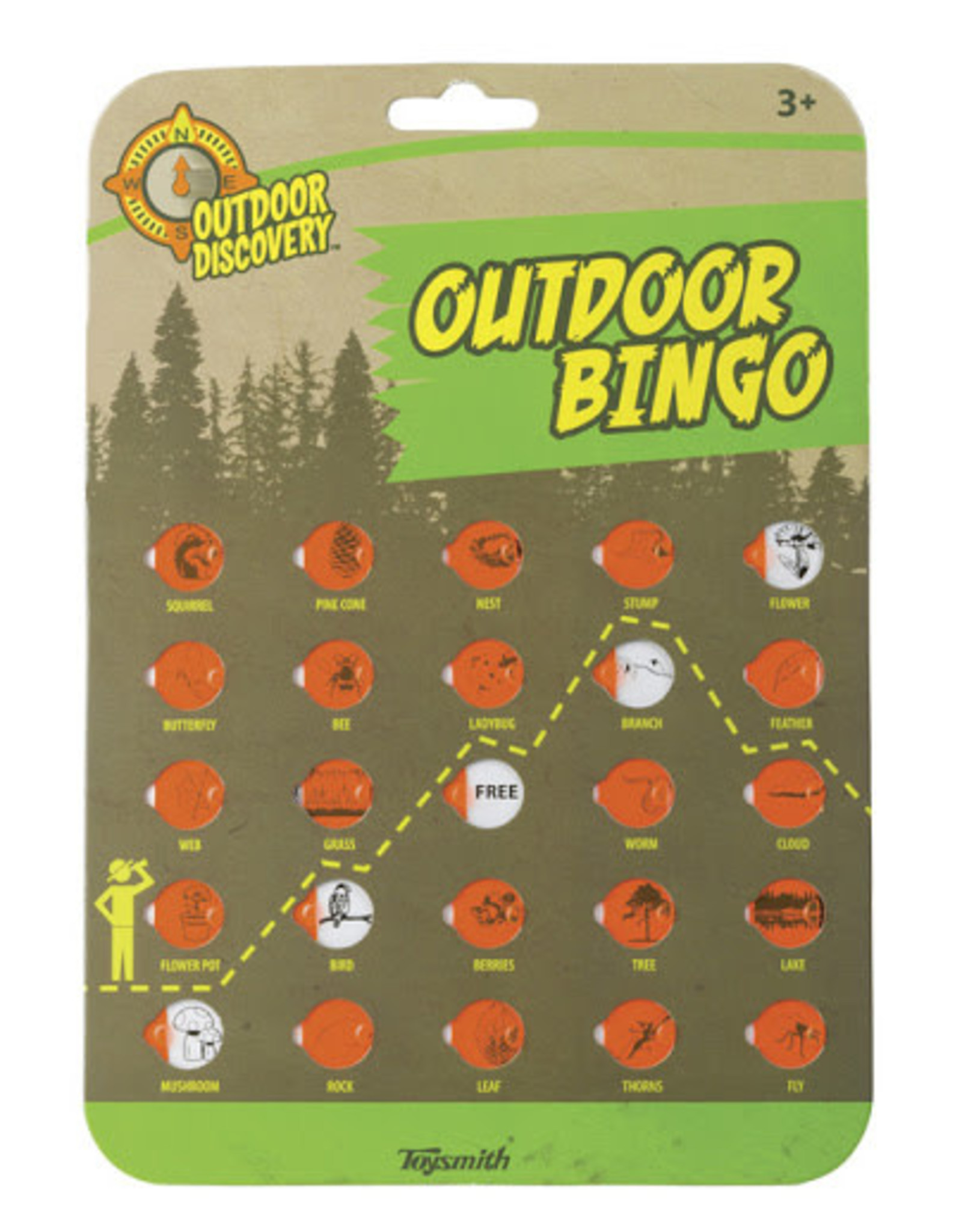 Toysmith Outdoor Bingo