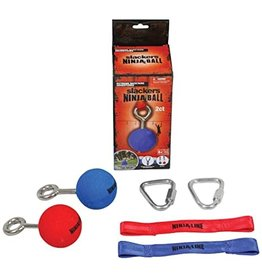 "B4 Adventure Ninja Ball 2.5"" 2 pcs"