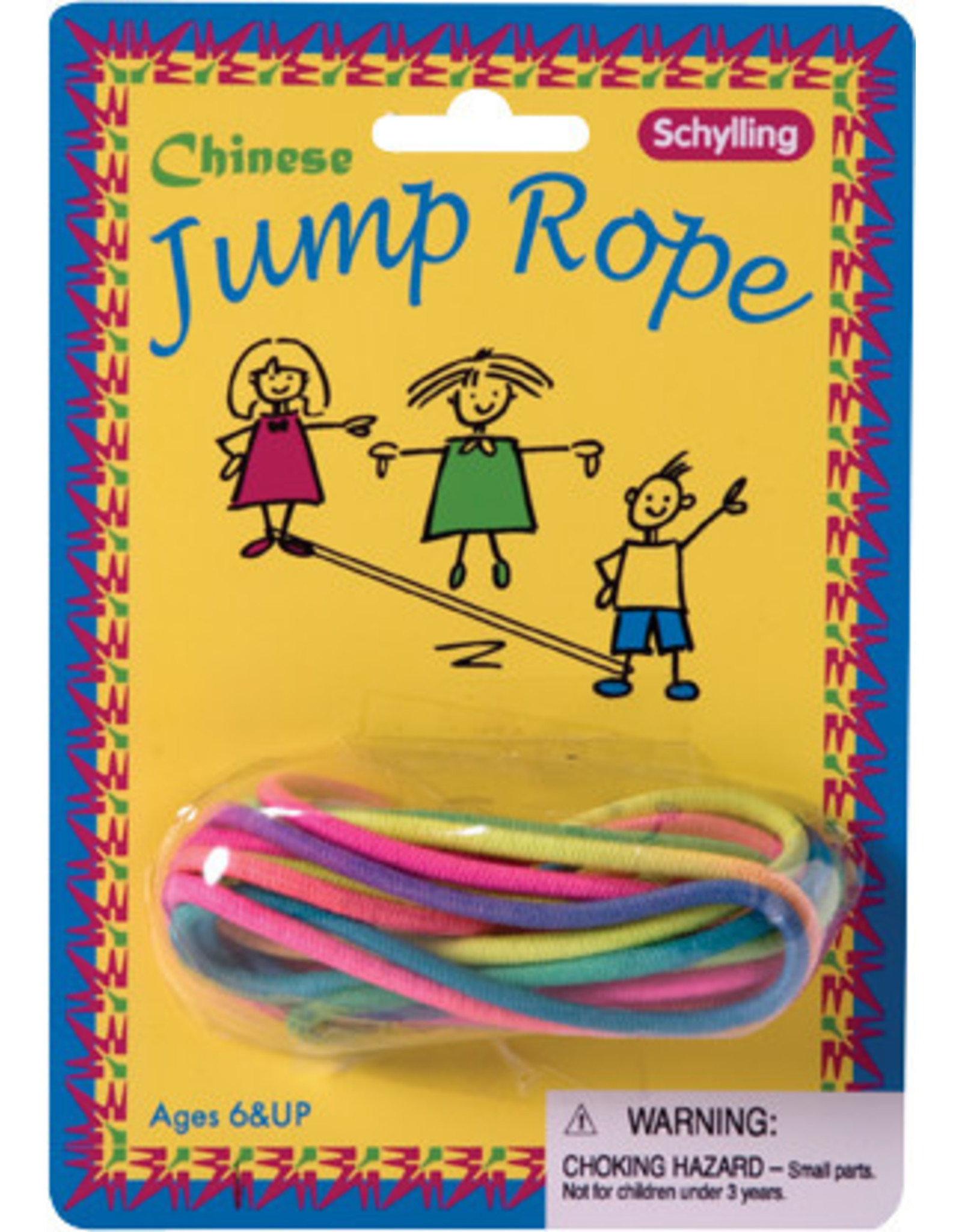 Schylling Chinese Jump Rope
