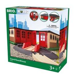 Brio BRIO Grand Roundhouse
