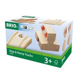 Brio BRIO Stop & Ramp Tracks