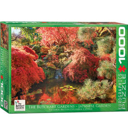 Eurographics Butchart Japanese Gardens 1000 pc