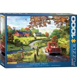 Eurographics Davison - The Country Drive 1000 pc