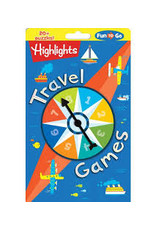 Highlights Highlights Travel Games