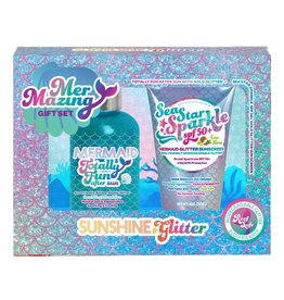 Sunshine & Glitter Mermazing Gift Set