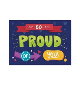 Peaceable Kingdom Proud of You Card