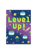 Peaceable Kingdom Level Up Neon Card