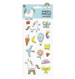 Magic Maisy Glossy Puffy Sticker