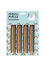 Magic Maisy Rainbow Wax Crayons 4 pcs