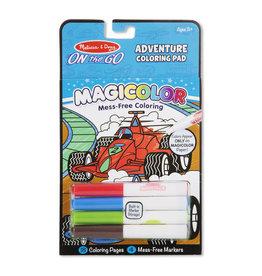 Melissa & Doug Melissa & Doug: Magicolour Colouring Pad - Adventures