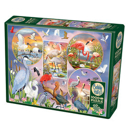 Cobble Hill Waterbird Magic 1000 pc