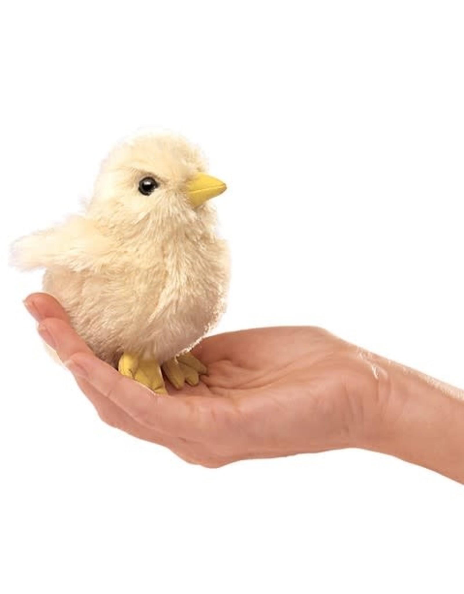 Folkmanis Folkmanis Mini Chick Finger Puppet