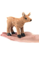 Folkmanis Folkmanis Mini Fawn Finger Puppet