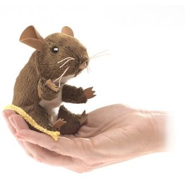 Folkmanis Folkmanis Mini Field Mouse Finger Puppet