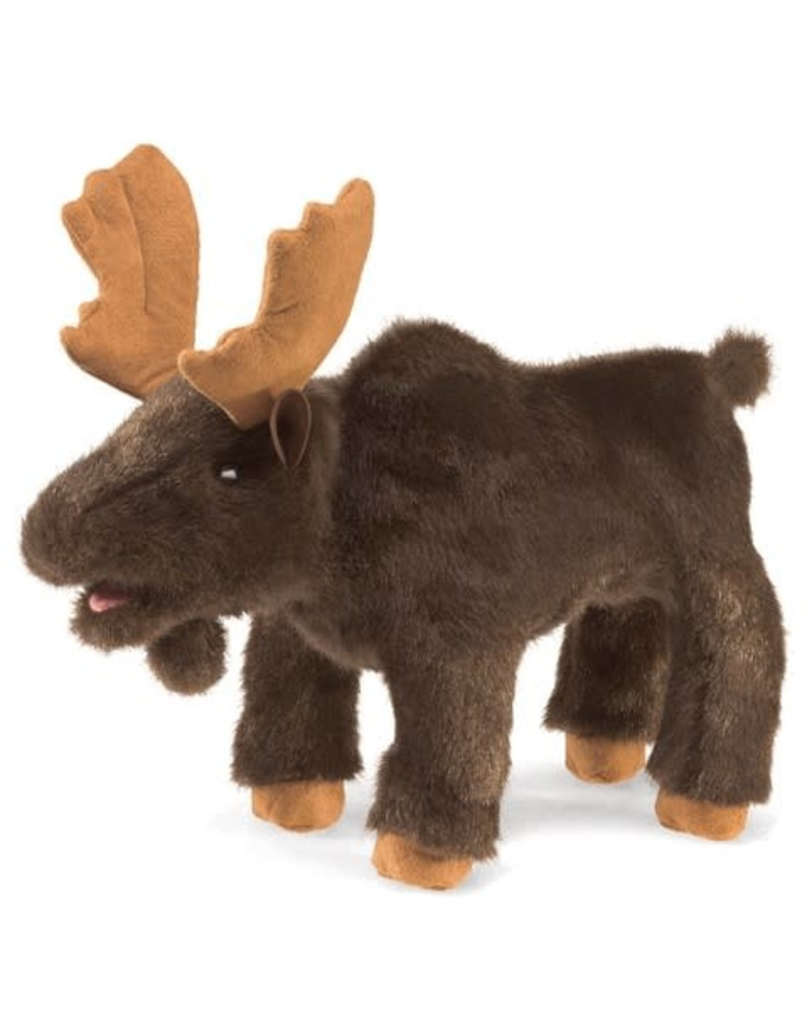 Folkmanis Folkmanis Small Moose Puppet