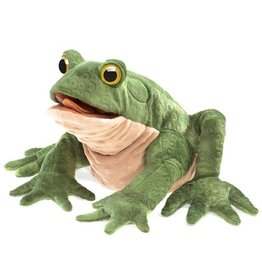 Folkmanis Folkmanis Toad Puppet