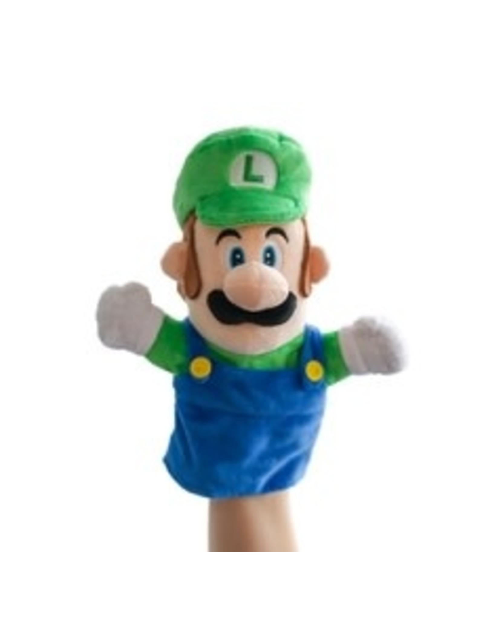Luigi Hand Puppet - Super Mario
