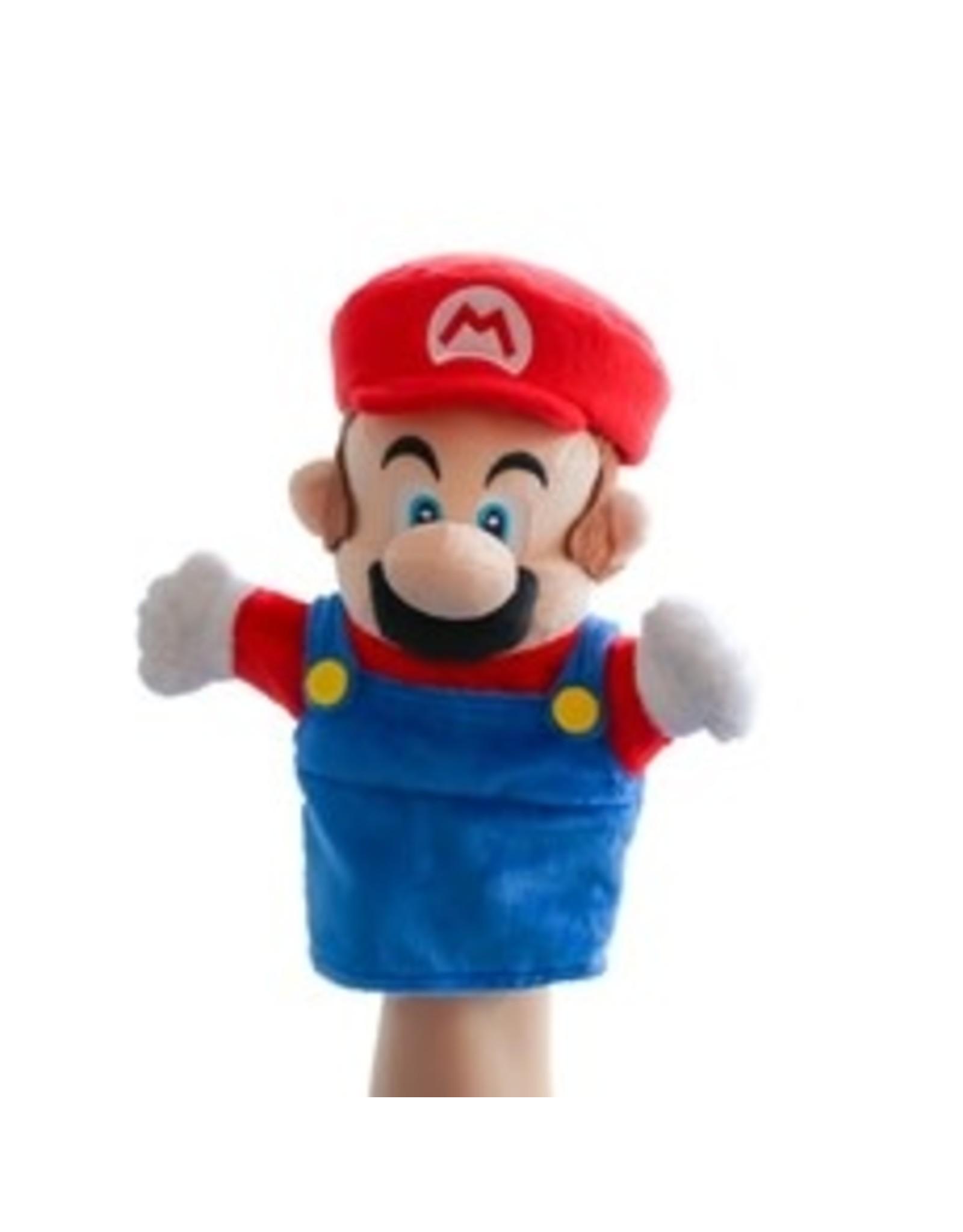 Super Mario Hand Puppet