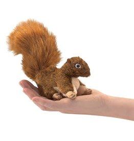 Folkmanis Folkmanis Mini Red Squirrel Finger Puppet