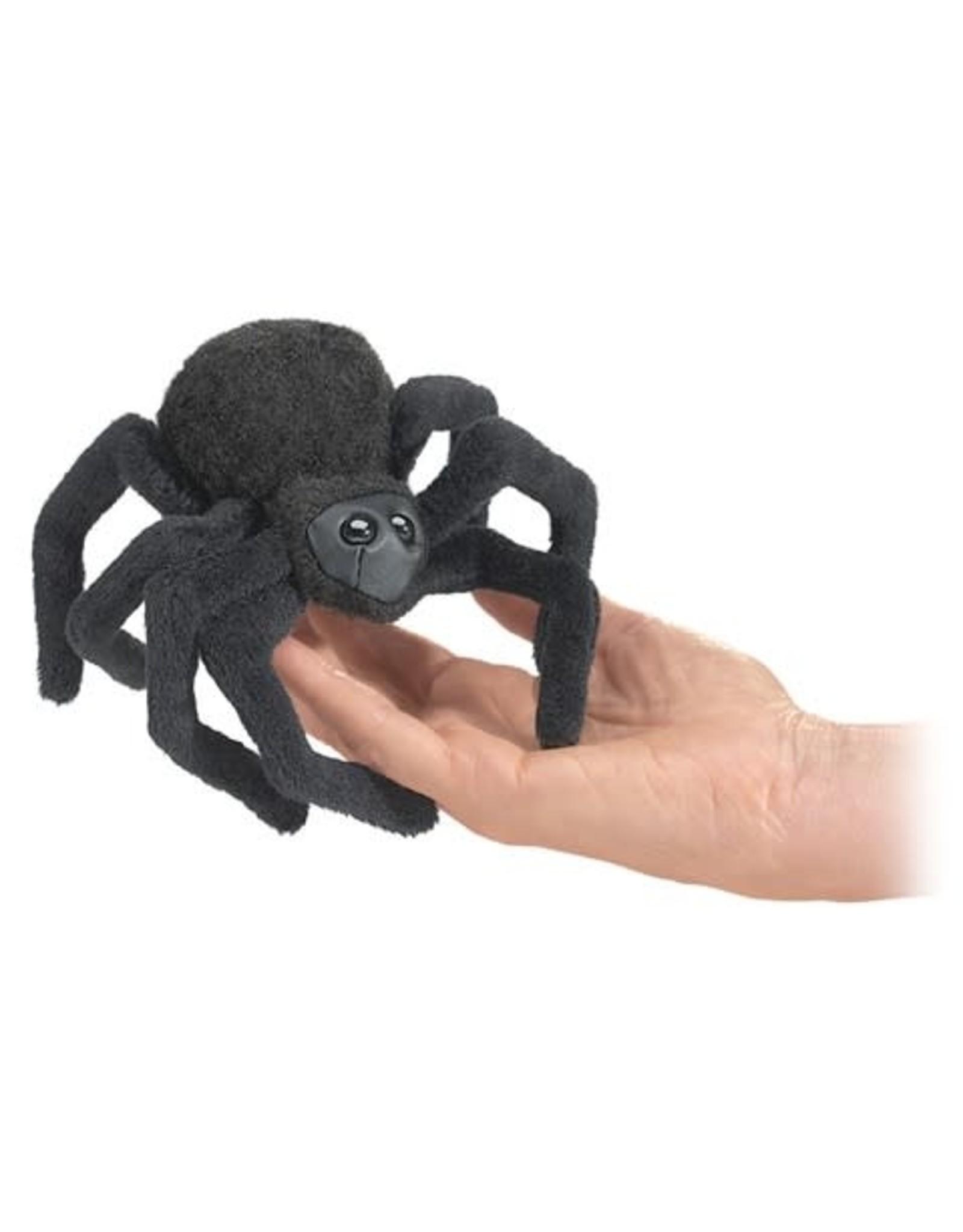 Folkmanis Folkmanis Mini Spider Finger Puppet