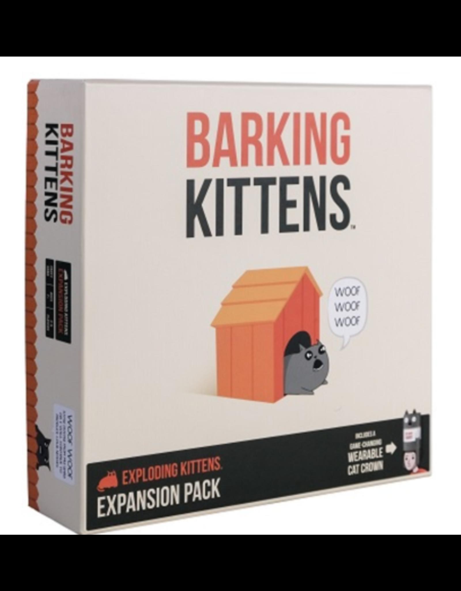 Exploding Kittens Barking Kittens - Exploding Kittens Expansion