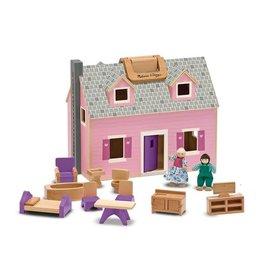 Melissa & Doug Melissa & Doug: Fold & Go Doll House