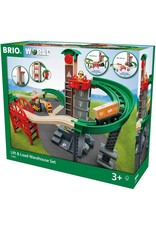 Brio BRIO Lift & Load Warehouse Set